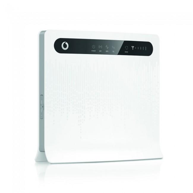 Kết quả hình ảnh cho Vodafone B3000- Modem Wifi 3G/4G LTE Industrial, Tốc độ 4G 150Mbps, Wifi 300Mbps